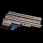 Breaker Pin Type Copper Bar