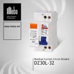 DZ30L-32 Circuit Breaker RCBO