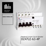 DZ47LE-63 ELCB and RCCB