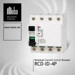 ID New type 4Pole RCCB