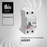 MB089 Earth Leakage Circuit Breaker