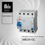 MB3410C 4Pole 30mA RCD