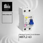 MB7L2 63A Residual Current Device