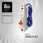 MBBL6-63 Consumer Unit RCBO