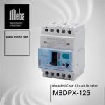 MBDPX-125 Electrical MCCB