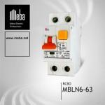 MBLN6-63 RCBO