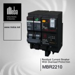 MBR2210 C Curve 32A Electrical RCBOs