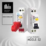 MDZLE 1P+N Circuit Breaker with SAA