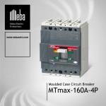 MTmax-160A-4P Molded Case Breaker