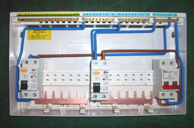 The Usage Of Lighting Distribution Box