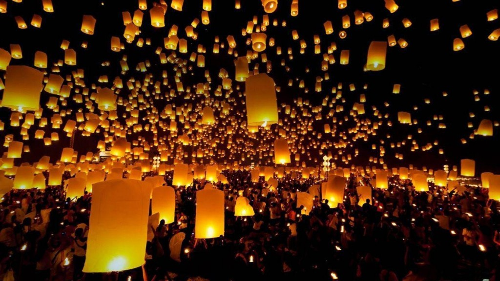 Lantern -Festival decorations-Meba