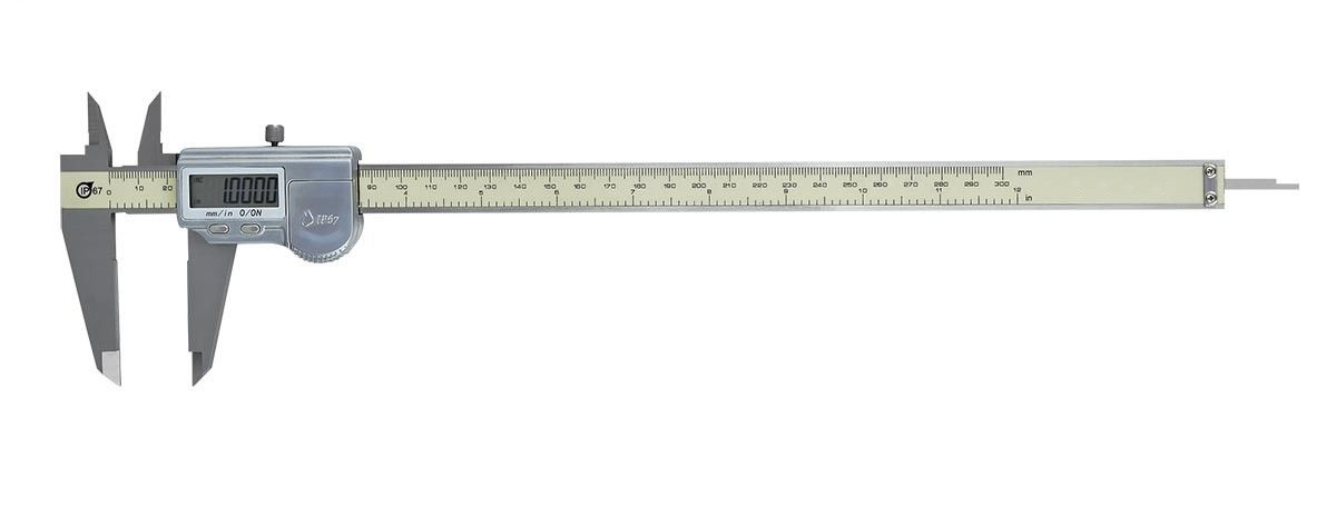 New 2014  SHAHE 300mm Waterproof  Stainless Steel Digital Vernier Caliper